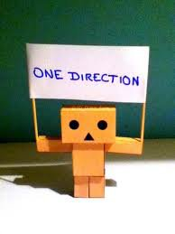 I love One direction..