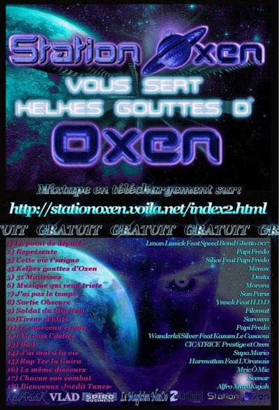 Mixtape Kelkes Gouttes D Oxen Vol 1 En TELECHARGEMENT GRATUIT