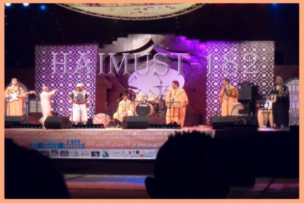 Le Groupe Majeur De La Musique AmaZiGHe