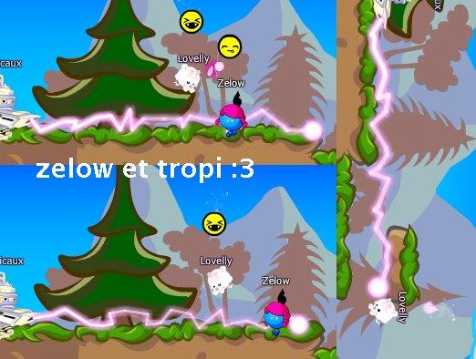 Zelow et Tropicaux <3