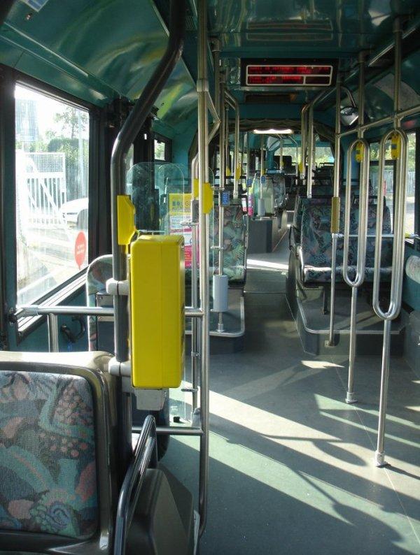 """HEULIEZ GX 417 (moteur diesel VOLVO) type ARTICULE numérotés de 531 à 534. 2 bus identique en circulation actuellement.( plus 1 en réparation de """"longue durée"""")"""