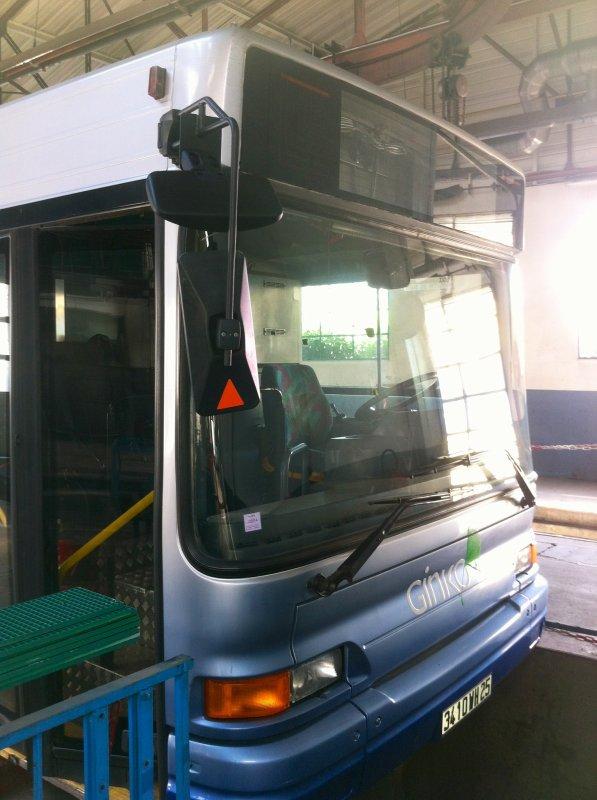 La nouvelle vie du bus 105.