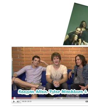 . Still de l'épisode 2x03 de Pretty Litlle Liars + Différentes vidéos avec Ian étant toutes récentes .