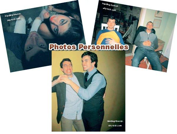. Vidéo Promo de l'épisode 2x05 + Photos personnelles de Ian et les still de l'épisode 2x07 de PLL .