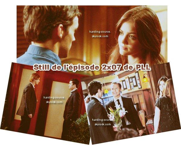 . Still de l'épisode 2x07 + Sneak Peek de lépisode 2x07 & Vidéo promio de l'épisode 2x07 de PLL .