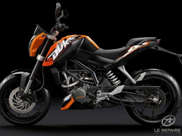 La moto que j aimerais avoire pour mes 16 ans
