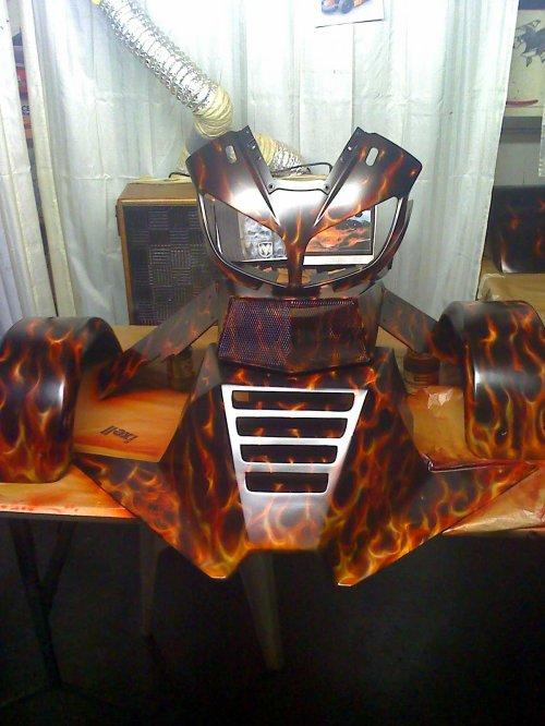 le proto drift fire