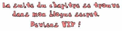 Nouveauté ! VIP