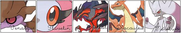 Les Pokémon de Kalos