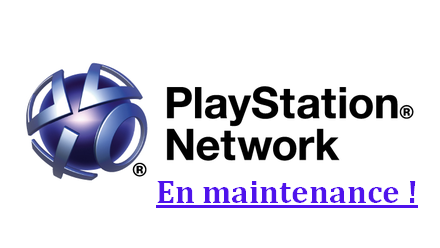 Pas playstation network jusque au 5 mars