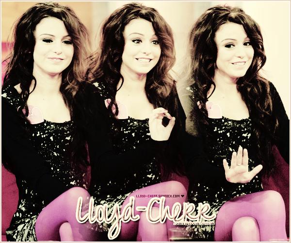 . Bienvenue sur Lloyd-Cherr ta source d'actualité sur la chanteuse Cher Lloyd ! .