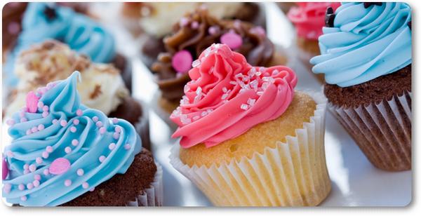Le cupcake s'exprime