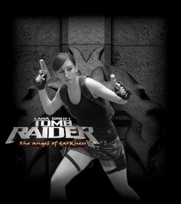 n°7 Kasumi-chan ● Cosplay - Lara Croft ( Tomb Raider)