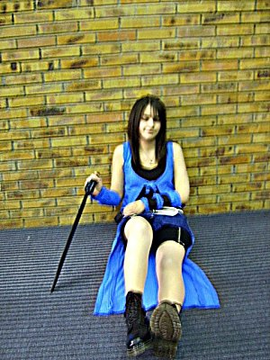 n°12 Nodoka ● Cosplay - Rinoa ( Final Fantasy VIII)