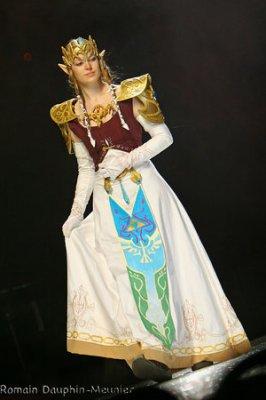 n°13 Narayu ● Cosplay - Princess Zelda