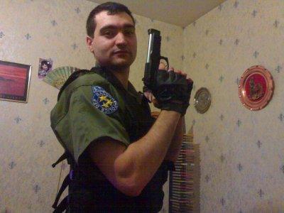 n°58 Chris Redfield ● Cosplay - Chris Redfield  (Resident Evil)