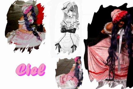 n°72 Takura ● Cosplay - Ciel PhantomHive (Black Butler)