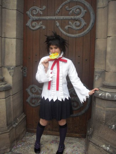 n°75 Okamisai ● Cosplay - Road Camelot (D.Gray man)