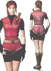 n°77 Melissou ● Cosplay - Claire Redfield (Resident Evil : The Darkside Chronicles)