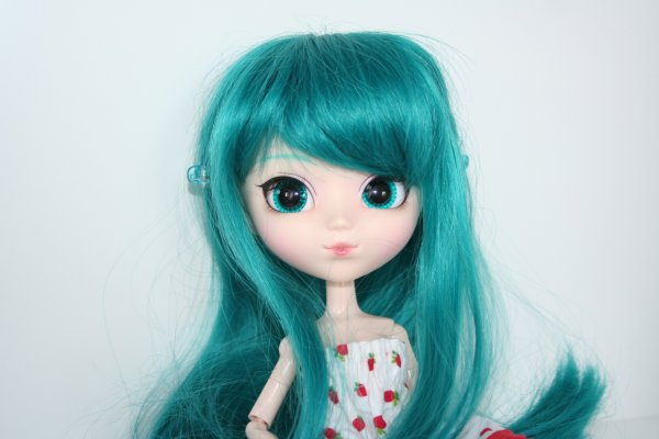 La nouvelle coiffure de Miku !