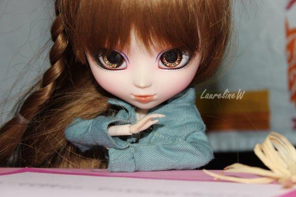 Lolly, prise avec mon 600 D ♥