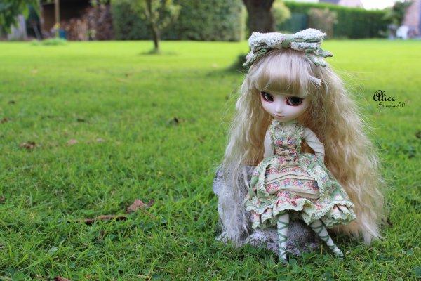 Alice, le petit ange