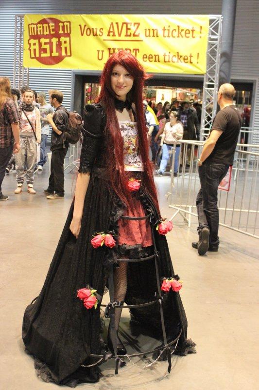 Cosplay Lunatic queen !