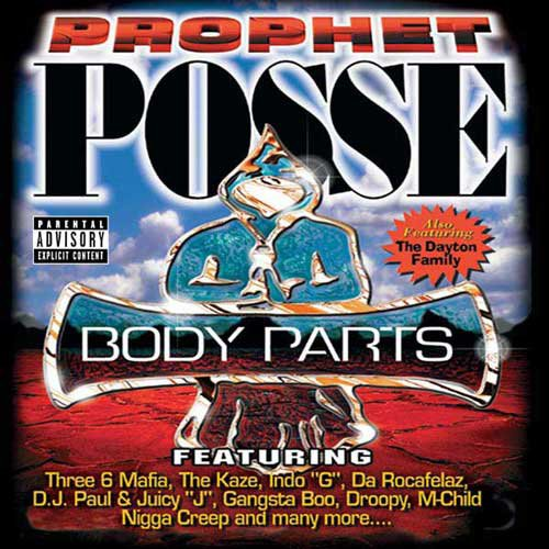 Prophet Posse - Body Parts