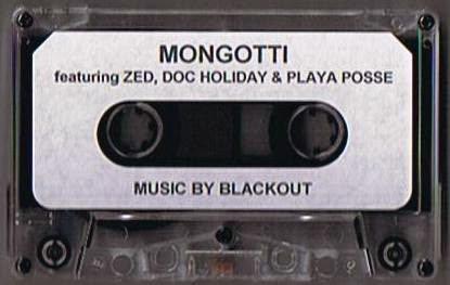 Mongotti - Solo Tape