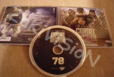 TÉLÉCHARGER ALBUM LA FOUINE CAPITALE DU CRIME VOL 3
