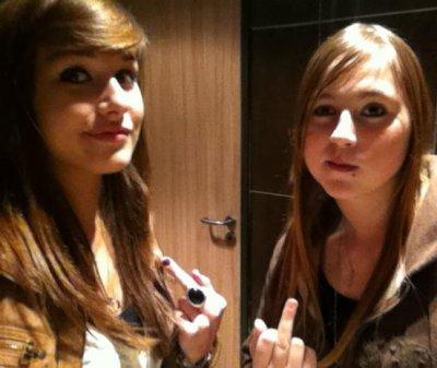 Elise &é Fiona ;)