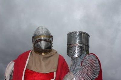 Un cathare et un anglais
