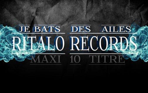 maxi 10 titres / Je bats des ailes Djeyoule -Double voix Siliano l'rital (2012)