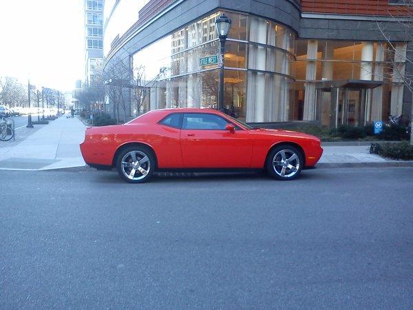 Dodge Challenger R/T (x2)