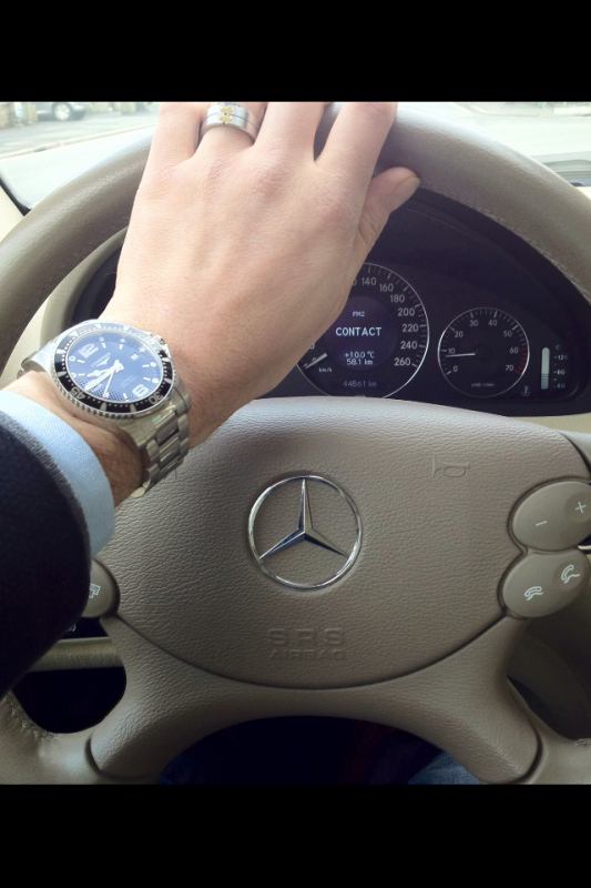 Benz Rules ;)