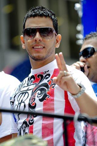 """Tito """"El Bambino"""" Si Puso En Alto El Reggaeton En El """"Festival Presidente 2010″"""