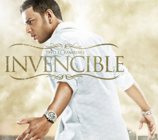 Tito 'El Bambino' – Invencible (Cover&Tracklist)
