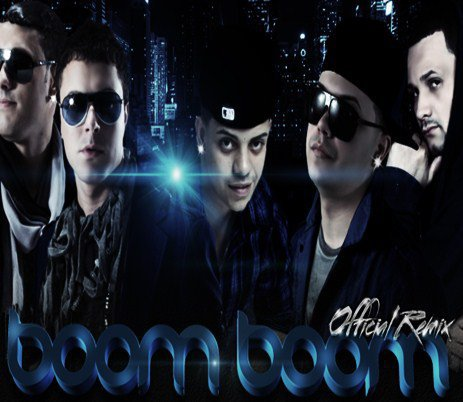 Boom Boom (Official Remix)