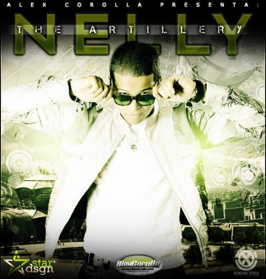 "Nelly "" El Arma Secreta "" - The Artillery ( The Mixtape )"