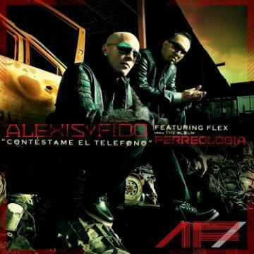 Alexis & Fido – Perreologia (Cover+Tracklist)