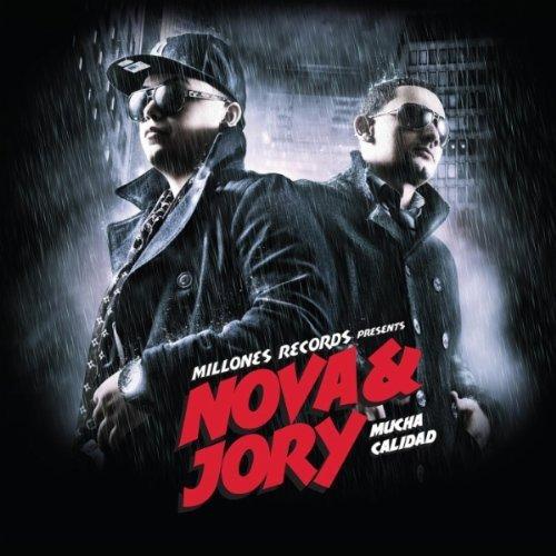 Nova & Jory: Mucha calidad ( CD 2011 ) ( Original )
