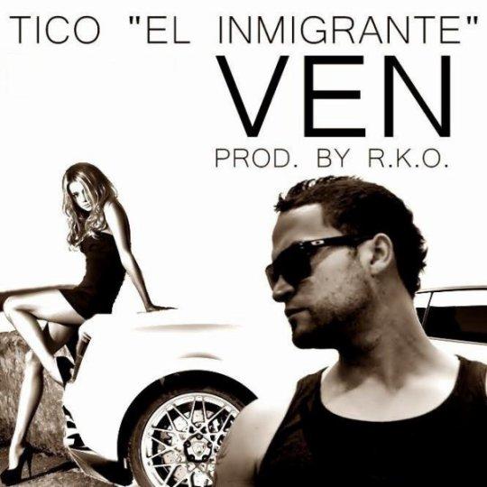 """Tico """" El Inmigrante """""""