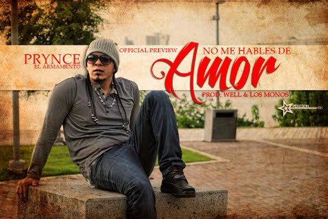 "Prynce "" El Armamento Lirical """