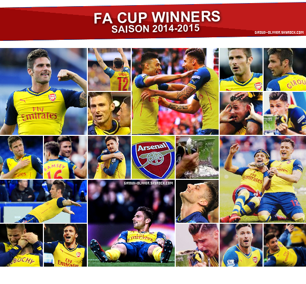 Article #Arsenal - FA CUP
