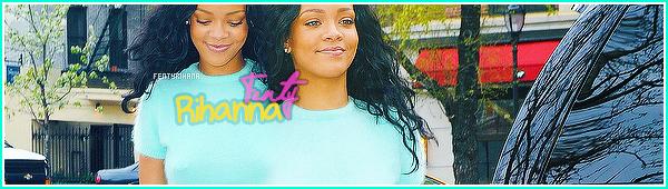 _ Fais-toi Fentysé, en suivant l'actu' de la belle et talentueuse chanteuse Rihanna Fenty. -