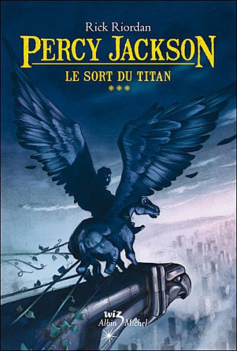 Percy Jackson, tome 3