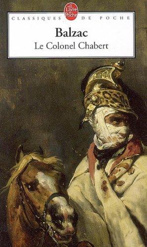Le colonel Chabert d'Honoré de Balzac