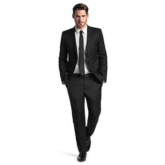 Costume Super Black 130, Aeron/Hamen