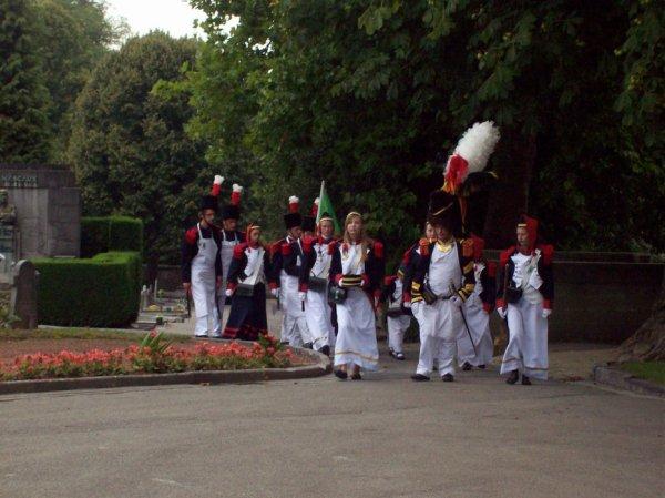 prochaine sortie marche folklorique saint louis Marcinelle mardi