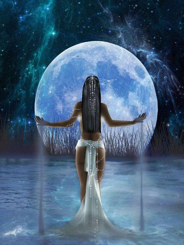 La Muse de la Nuit...